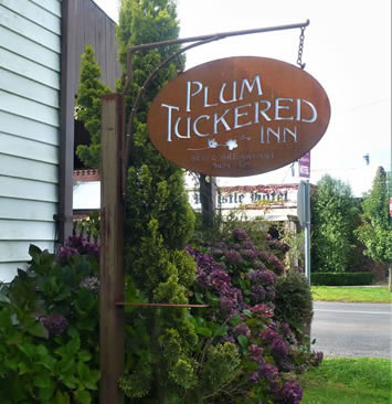 Plum Tuckered Inn at East Trentham